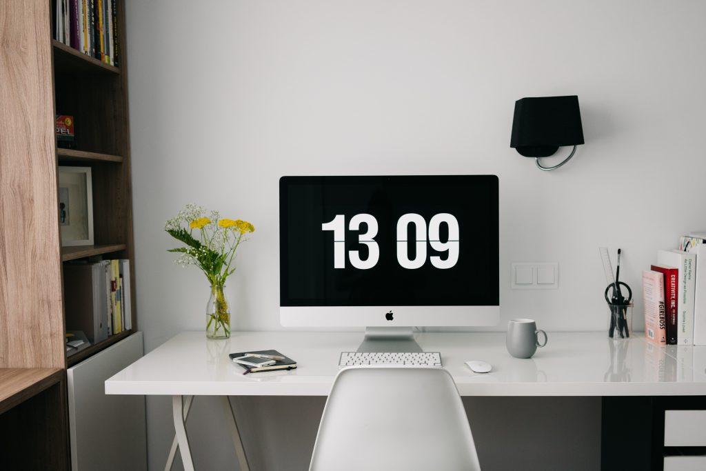 Buat senyaman mungkin ruang kerja anda